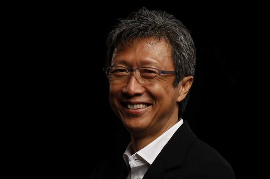 Mr Patrick Low is the founder of independent advertising agency Goodfellas. He has been creating advertisements for more than 30 years. Now he has one which was dreamed up specially for him. -- PHOTO: PATRICK LOW