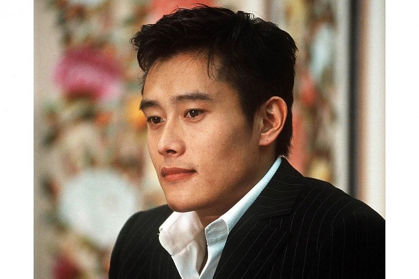 Korean actor Lee Byung Hun warned on Monday that he would take legal action against unverified news reports and rumours concerning his blackmail case. -- PHOTO: U WEEKLY