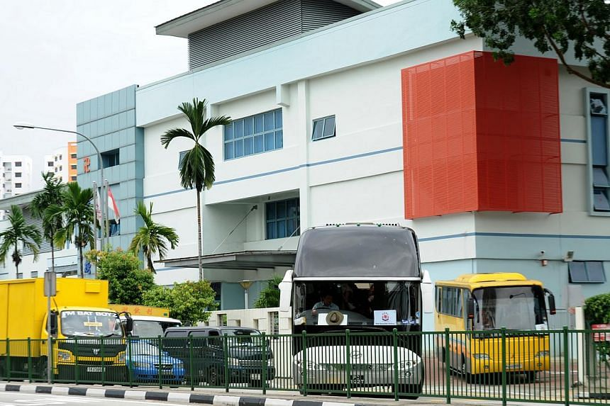 NEW OPERATOR HIRED: Red Swastika School hired Goh Transport after terminating its contract with Sindoz Group for unsatisfactory service.