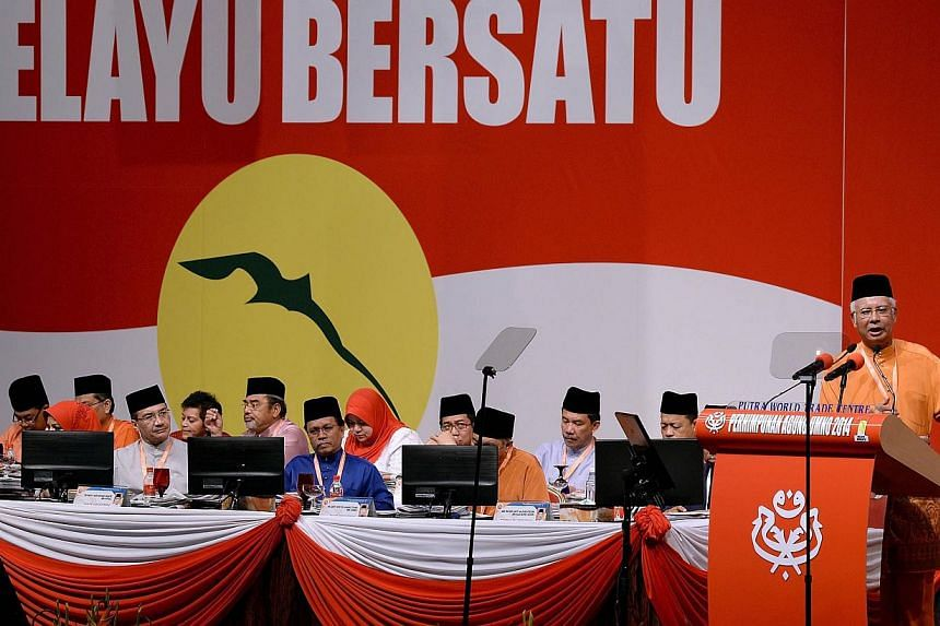 """The trope of """"Ketuanan Melayu"""" drowned out Prime Minister Najib Razak's """"1Malaysia"""" at Umno's recent general assembly. The term """"Ketuanan Melayu"""" itself does not appear in the Constitution, but its underlying logic of according special rights to Mala"""
