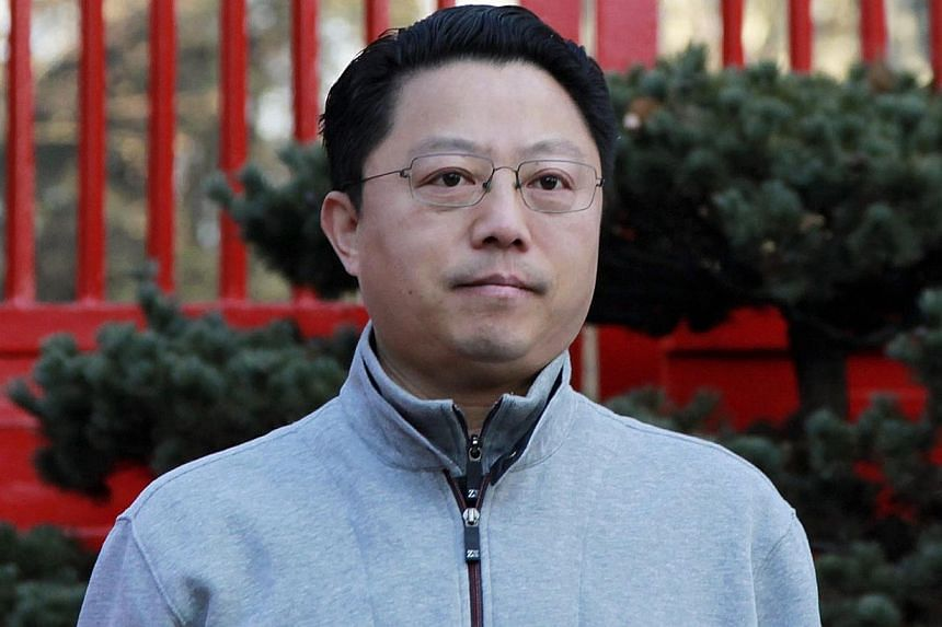 Nanjing city party secretary Yang Weize, suspected of severe violations of discipline and law, is now under investigation, the CCP's Central Commission for Discipline Inspection said in a statement late Sunday. -- PHOTO: REUTERS
