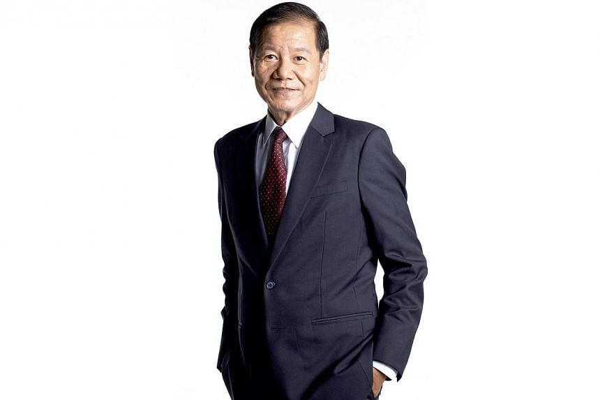 Professor Philip Choo (above), who is the group's deputy chief executive and also chief executive of Tan Tock Seng Hospital (TTSH) will be taking over from Professor Chee Yam Cheng as group CEO.-- PHOTO: NATIONAL HEALTHCARE GROUP