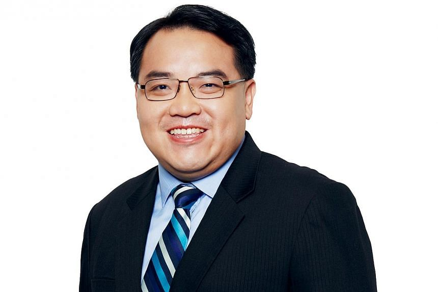 Dr Eugene Soh, who is currently Tan Tock Seng Hospital'schief operating officer will be taking over the role as the hospital's chief executive.-- PHOTO: NATIONAL HEALTHCARE GROUP