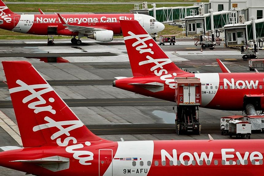 The Association of Indonesian Tours and Travel Agencies (Asita) says that AirAsia plays a crucial role in supporting the government's program to attract more foreign tourists to Indonesia. -- PHOTO: AFP