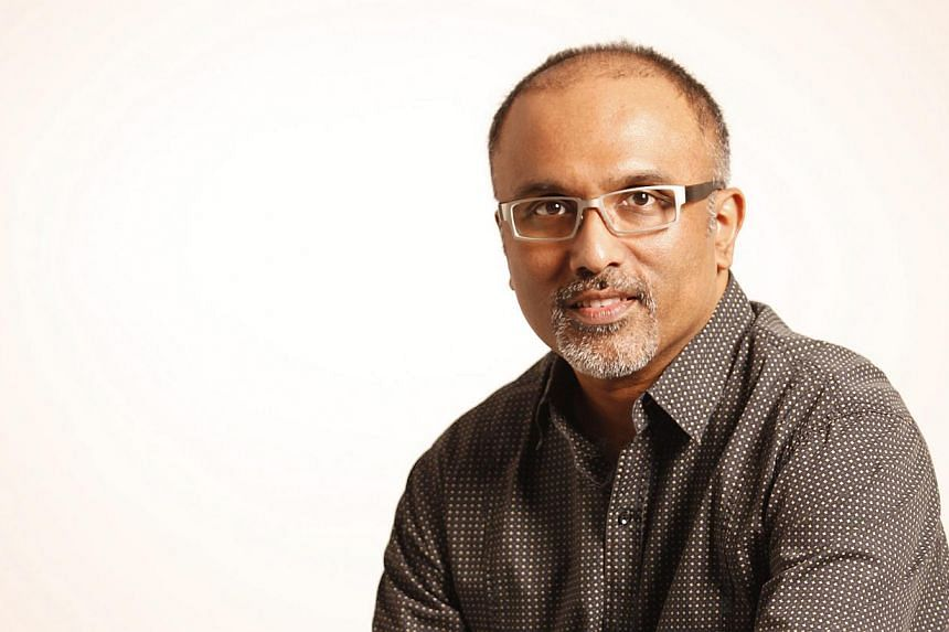 Journalism professor Cherian George has rebutted comments made by his former employer, the Nanyang Technological University (NTU), that imply he was forced to leave the university as he was unable to meet its academic standards.-- PHOTO: ST FIL