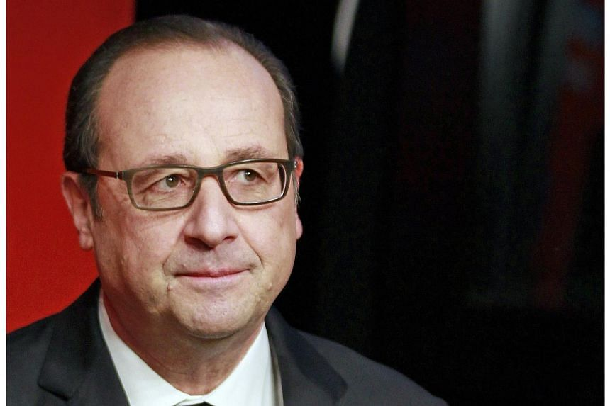 """The news will be a fresh blow to French President Francois Hollande, who was embarrassed by Trierweiler's book, """"Thank You for this Moment"""" (""""Merci Pour Ce Moment"""" in French), which first came out last September before being translated into 12 langua"""