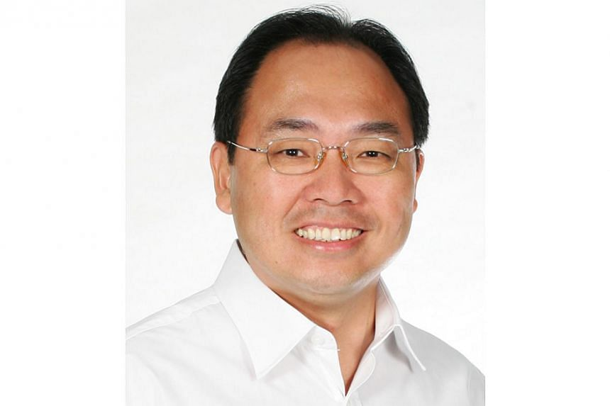 MP for Holland-Bukit Timah GRC Liang Eng Hwa is one of three new faces added to the ranks of PAP's Central Executive Committee. -- PHOTO: PAP