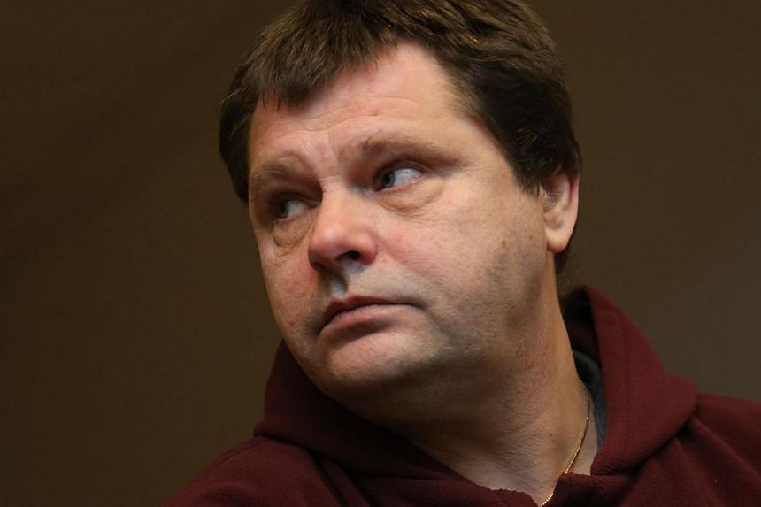 imprisoned Belgian serial rapist and murderer Frank Van Den Bleeken. -- PHOTO: AFP