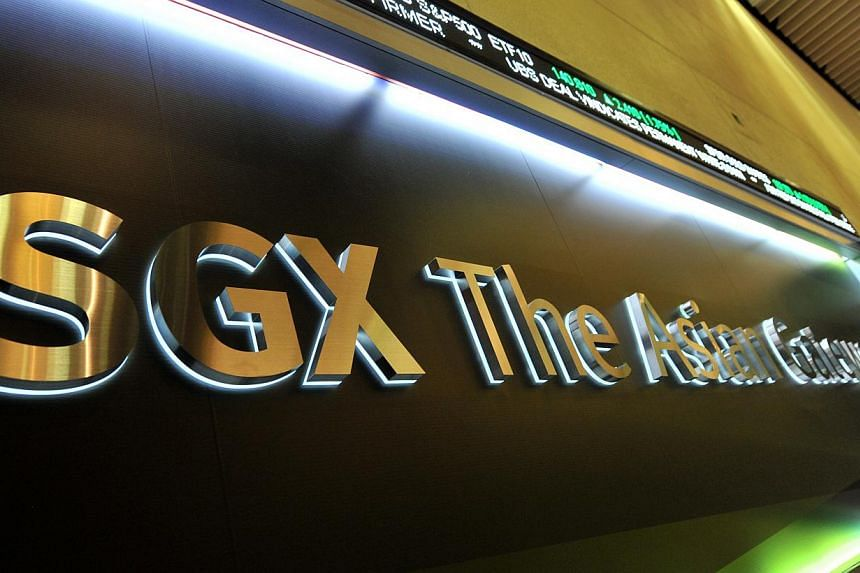 The Singapore Exchange (SGX) said on Tuesday that derivatives trading hit records in December and the whole of 2014, while trading in shares and bonds grew in December but fell by 25 per cent for the year. -- ST PHOTO: KUA CHEE SIONG