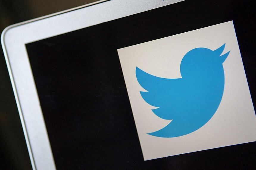 Twitter Inc said it was experiencing an issue with tweeting and a delay in timelines. -- PHOTO: REUTERS