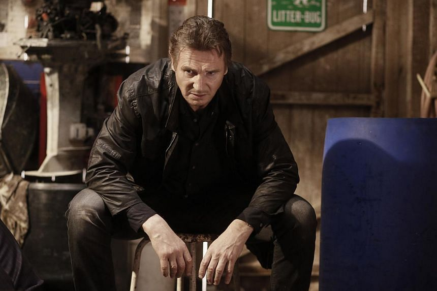 Liam Neeson reprises his character as a former CIA field operative in Taken 3 (above), this time to find the real killer and clear his name after he is accused of murdering his ex-wife. -- PHOTO: TWENTIETH CENTURY FOX