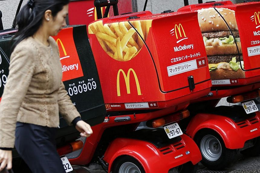 A human tooth was served with french fries at a McDonald's in Japan last year, according to media reports. -- PHOTO: REUTERS