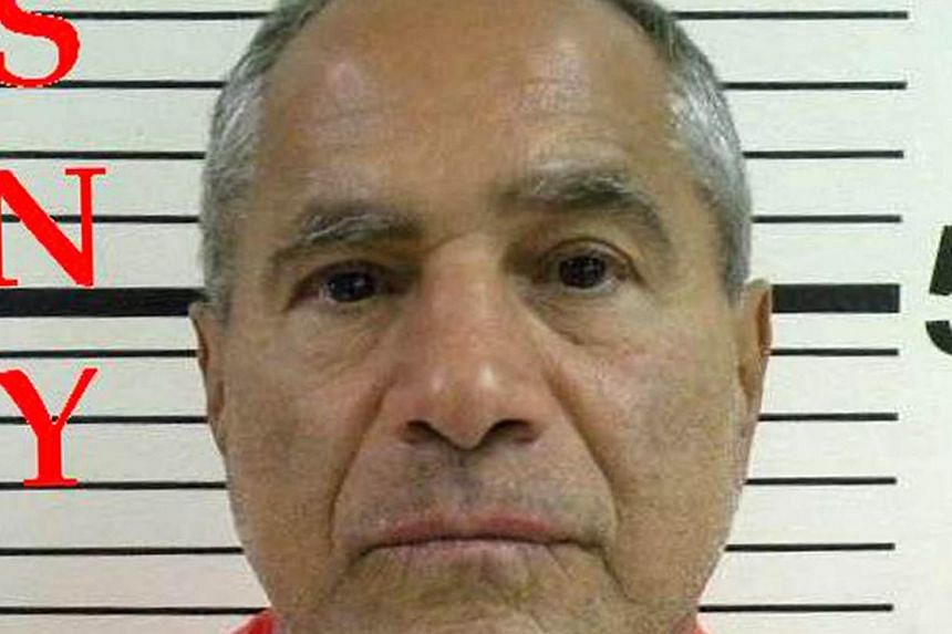 Sirhan Bishara Sirhan, seen in this 2009 California Department of Corrections and Rehabilitation photograph, has been denied parole, after A hearing on Monday. -- PHOTO: REUTERS