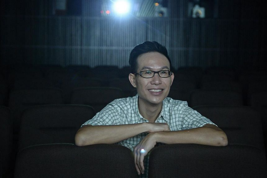 After nearly six years with The Arts House, Mr William Phuan, 43, has resigned as its director and will leave at the end of January. -- PHOTO: ST FILE