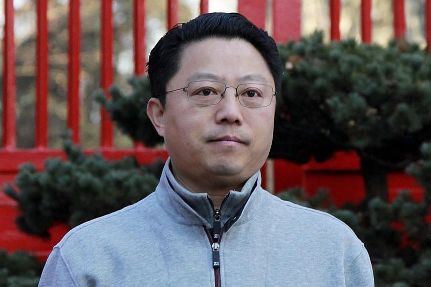 China has removed Yang Weize,the Communist Party chief of Nanjing city, from his post for violating the law, state media said on Thursday, after Beijing's corruption watchdog said it was investigating him amid allegations of corruption. -- PHOT