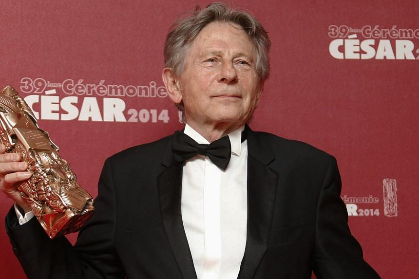 The United States has asked Poland to extradite filmmaker Roman Polanski (above, last February), who pleaded guilty in 1977 to raping a 13-year-old but left the country before sentencing, Polish prosecutors said Wednesday. -- PHOTO: REUTERS