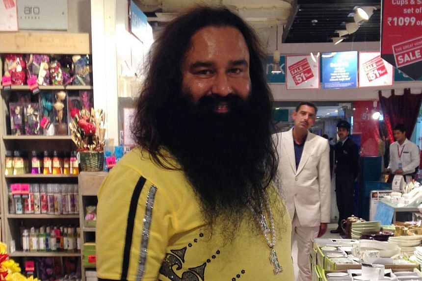 Gurmeet Ram Rahim is already facing trial for conspiracy over the murder of a journalist. He also allegedly sexually exploited female followers.