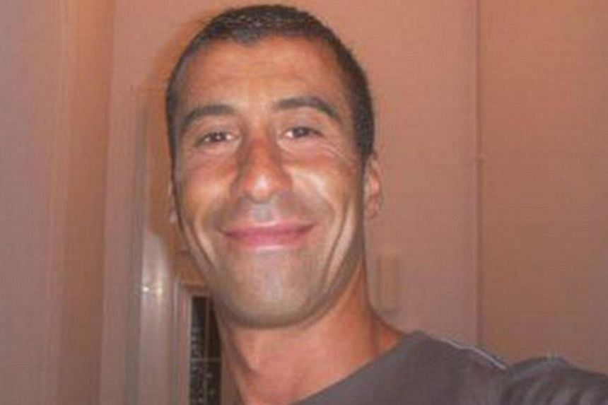 Mr Ahmed Merabet, the Muslim policeman who was killed while trying to stop armed gunmen from fleeing the scene after their attack on Charlie Hebdo. -- PHOTO: TWITTER