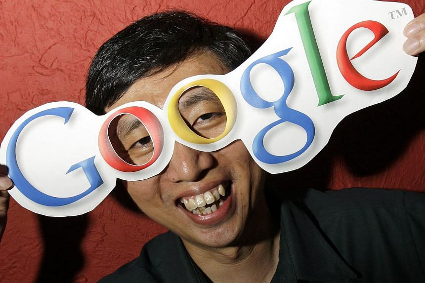 "Mr Tan Chade-Meng, Google's ""jolly good fellow"", is part of a team of people nominated for the Nobel Peace Prize. -- STPHOTO: NEO XIAOBIN"
