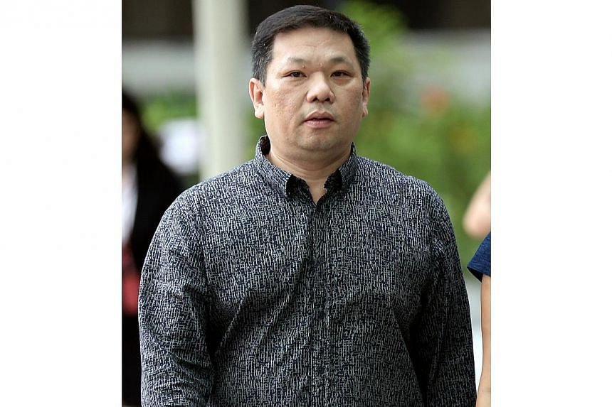 Tan Tee Wee, who was due to start serving his two-month jail term for committing bigamy, was found dead in an apartment on Jan 7, 2015. -- PHOTO: ST FILE