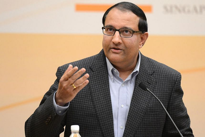 Second minister for home affairs and trade and industry S Iswaran begins a visit to India on Saturday where he will attend a high profile business summit in West India and further firm up plans by Singapore to develop a new riverfront capital city in