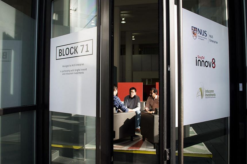 The Soma incubation space set up by NUS Enterprise, Infocomm Investments and SingTel Innov8 will help Singapore student start-ups and other companies which they support to access the US market.