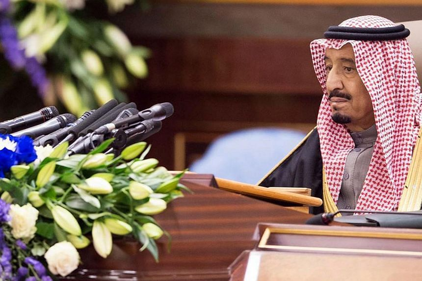 Saudi Arabia's Crown Prince Salman at the sixth session of the Al-Shura Council in Riyadh. Prince Salman, who is the ailing King Abdullah's designated successor and has taken on a larger public role in recent months, is in poor health himself.