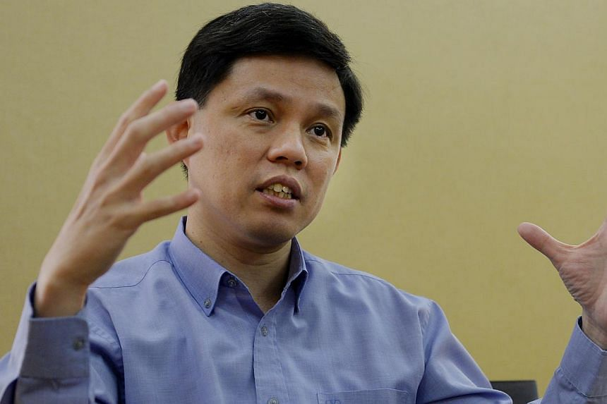 While freedom of speech should be cherished, free speech cannot be used as a cloak to make insensitive and inappropriate remarks about any religion, Minister for Social and Family Development Chan Chun Sing said on Friday. -- BH PHOTO: MOHD TAUFIK A