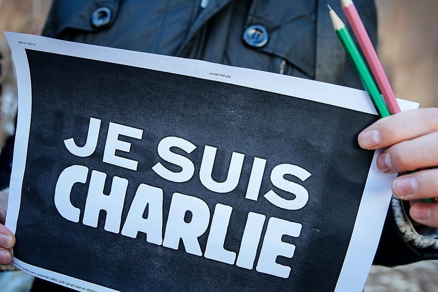 The Frenchman who coined the #JeSuisCharlie slogan that was adopted globally in the wake of an Islamic militant attack on the Charlie Hebdo magazine, is considering legal means to stop the commercialisation of the slogan, his lawyer told AFP Thursday