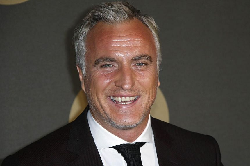 Former France winger David Ginola is set to announce that he is joining the race to become president of world football's governing body Fifa, The Sun reported. -- PHOTO: AFP