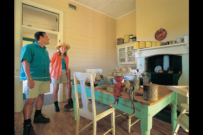 Lighthouse seekers in Western Australia can visit The Lighthouse Keeper's Cottage Museum (above) at Carnarvon,trek to Cape Naturaliste Lighthouse near Dunsborough, relax at Kooljaman Resort and lighthouse at Cape Leveque or take a day trip to