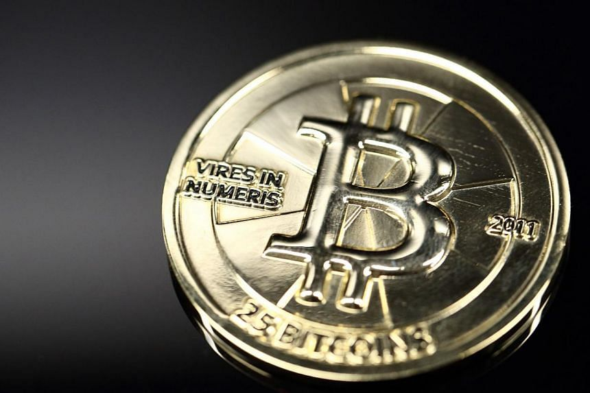A twenty-five bitcoin digital currency. A Florida plumber who operated an underground bitcoin exchange selling the digital currency to users of the black market website Silk Road was sentenced to four years in prison on Tuesday. -- PHOTO: BLOOMBERG