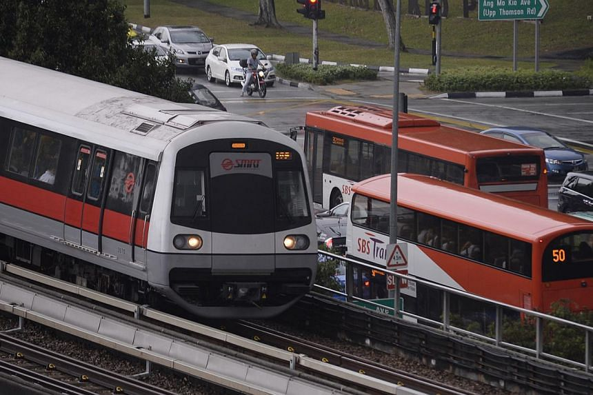 """Transport Minister Lui Tuck Yew has said that the Public Transport Council (PTC) has struck a """"good balance"""" with the current fare review. -- ST PHOTO: MARK CHEONG"""
