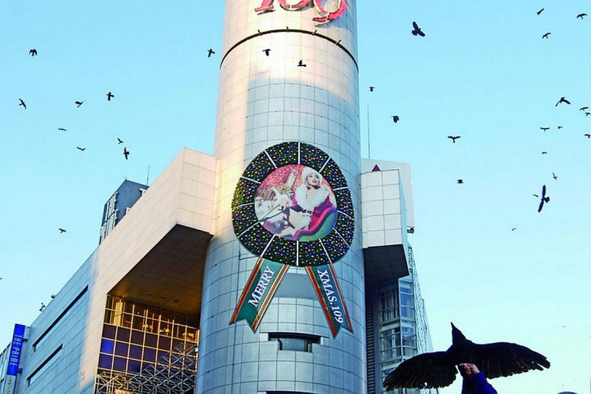 BLACK OF DEATH (2007) by Chim Pom. -- PHOTO:PRUDENTIAL EYE AWARDS/COURTESY OF CHIM-POM AND MUJIN-TO PRODUCTION, TOKYO