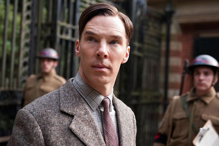 Benedict Cumberbatch on taking on the role in The Imitation Game (above) to tell the story of injustice. -- PHOTO: SHAW ORGANISATION