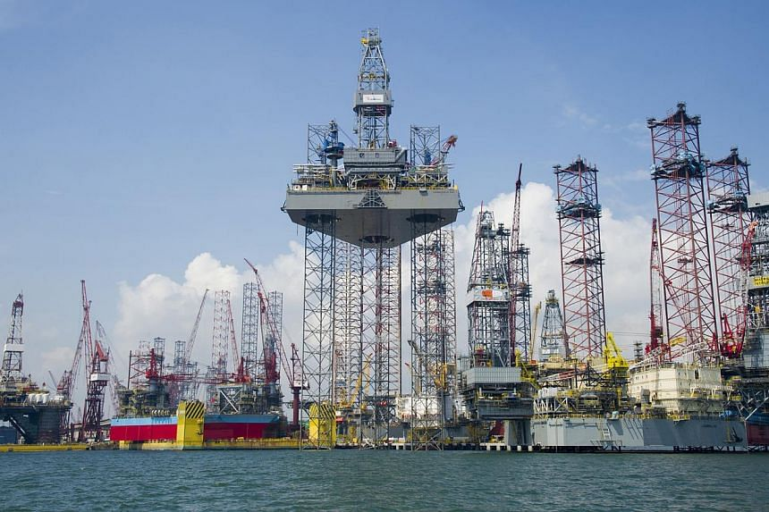 Keppel Land was initially slated to hold the briefing on Wednesday evening after its release of results while Keppel Corp had planned to do so on Thursday evening. -- PHOTO:KEPPEL CORPORATION