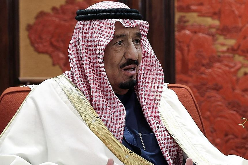 Saudi King Salman, who succeeded his half-brother Abdullah on his death on Friday, is seen as a moderate with a reputation for austerity, hard work and discipline. -- PHOTO: REUTERS