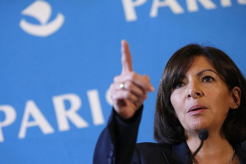 """American commentators were quick to dismiss Paris Mayor Anne Hidalgo's threat to sue Fox News over its claims that some parts of her city are """"no-go zones"""" for non-Muslims. -- PHOTO: REUTERS"""