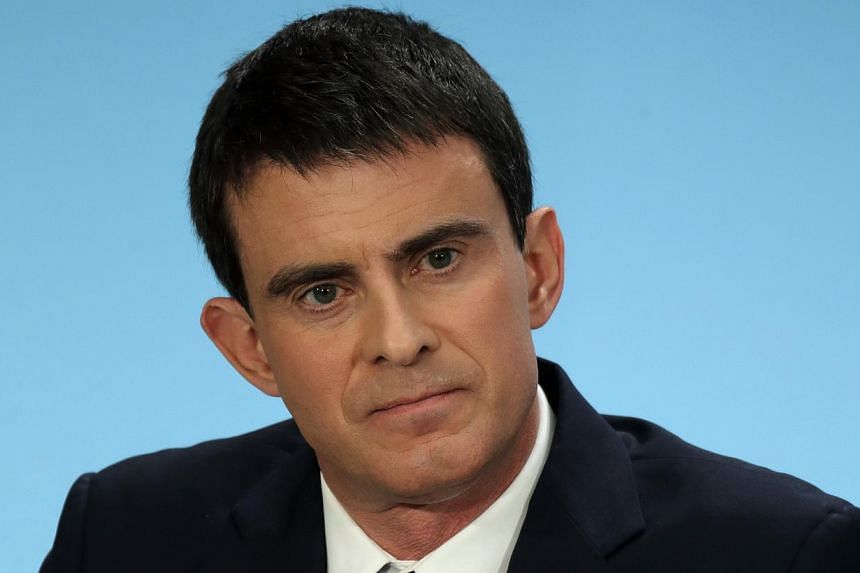 "French Prime Minister Manuel Valls created a stir on Thursday when he called for a ""settlement policy"" in France to fight against the ""ghettoisation"" of neighbourhoods with strong immigrant populations. -- PHOTO: REUTERS"