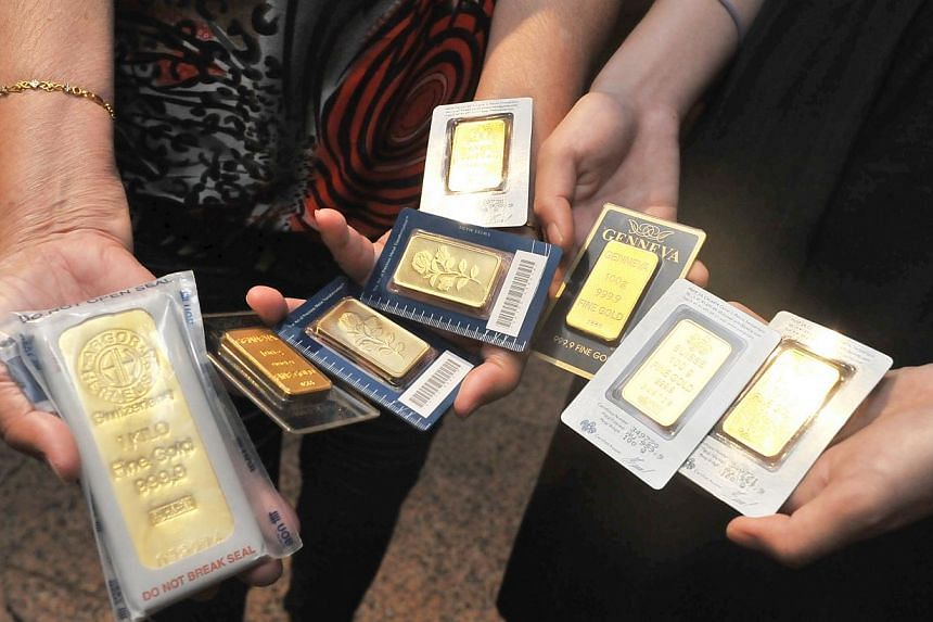 Some investments are definitely not worth their weight in gold, as many discovered when they lost large sums of money in gold buyback schemes that failed to deliver. -- ST FILE PHOTO