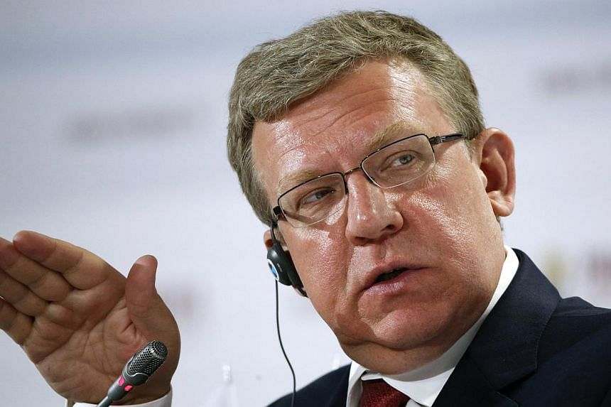 Russia is starting to see a wave of mass layoffs as a result of the plunging economy and needs to rethink where and how fast it spends its reserves, former finance minister Alexei Kudrin said. -- PHOTO: REUTERS