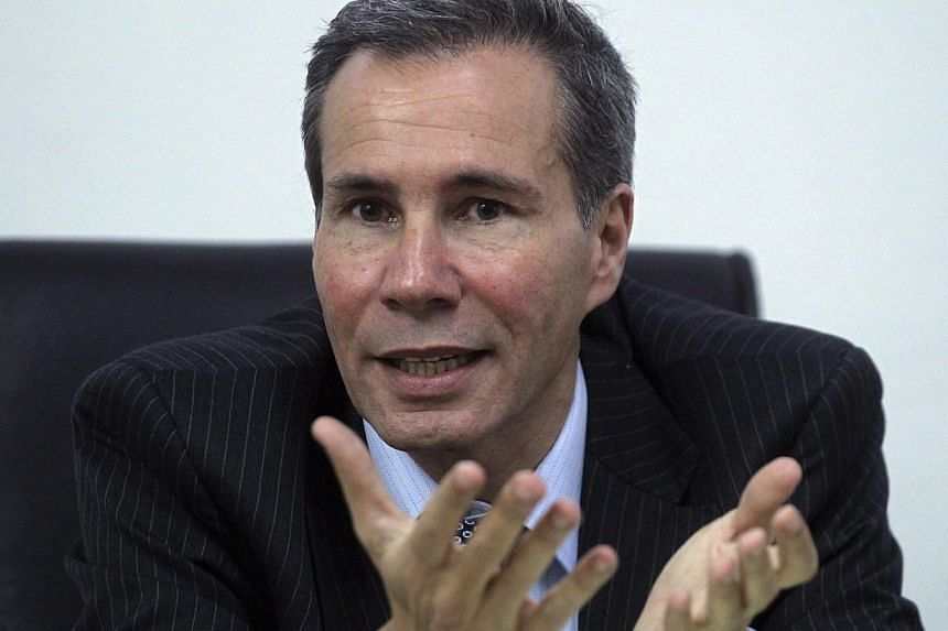 """The United States called on Friday for a """"complete and impartial"""" investigation into the death of Argentine prosecutor Alberto Nisman (above), who suffered a fatal gunshot wound to the head in mysterious circumstances. -- PHOTO: REUTERS"""