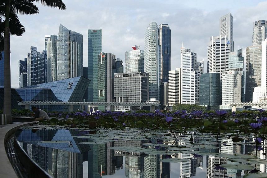 Among the topics are the economy, society and transport of Singapore, 25 years from now.