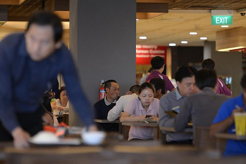 Marina Square eateries say the rodents may not be entirely to blame for the fall in traffic, as business usually dips before Chinese New Year, with shoppers heading to Chinatown instead. Still, news that the National Environment Agency recently found