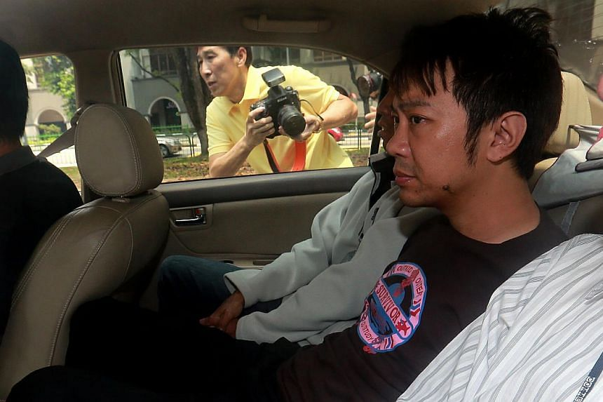 Yang Yin, who has been in remand since Oct 31 last year, faces more than 300 charges. Two of them involve criminal breach of trust for allegedly misappropriating $1.1 million from Madam Chung. -- PHOTO: ST FILE