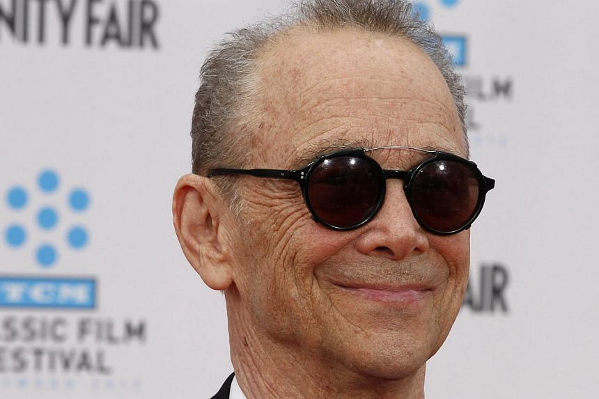 Oscar-winning actor Joel Grey, who was married to actress Jo Wilder for 24 years and who is the father of actress Jennifer Grey, has publicly revealed that he is gay. -- PHOTO: REUTERS