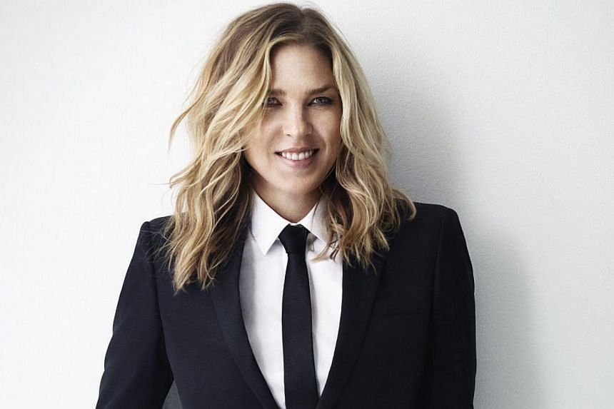 Singer Diana Krall (above), on staying faithful to the original versions of the tunes she picked for her latest album, Wallflower. -- PHOTO: UNIVERSAL MUSIC SINGAPORE
