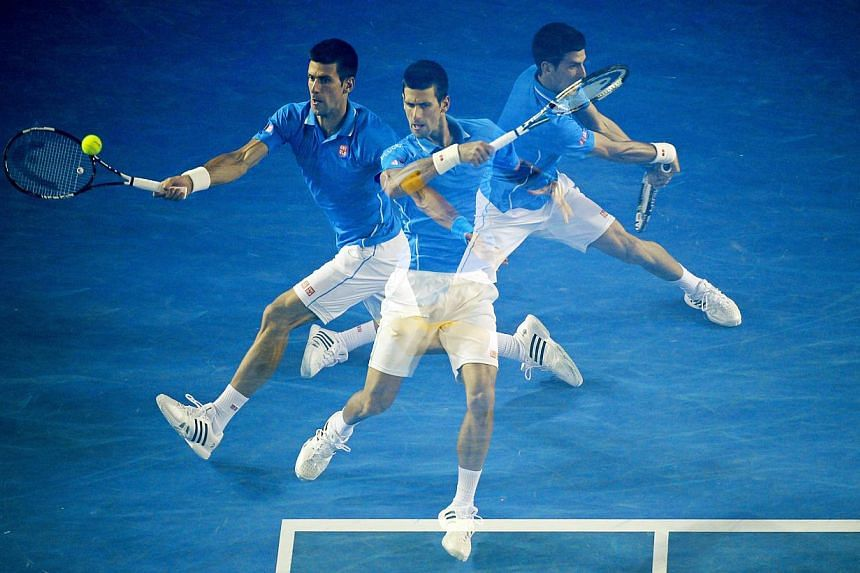 Whichever part of court craft that you want to dissect, Novak Djokovic proves he can conduct a masterclass, as he shows in his taming of Milos Raonic.