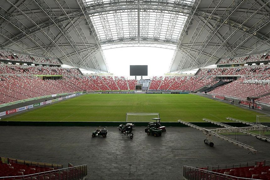 The cost of implementing and maintaining the proposed new natural grass turf in the National Stadium will not trickle down to the Singapore Sports Hub's tenants and end customers, Minister for Culture, Community and Youth Lawrence Wong said in Parlia