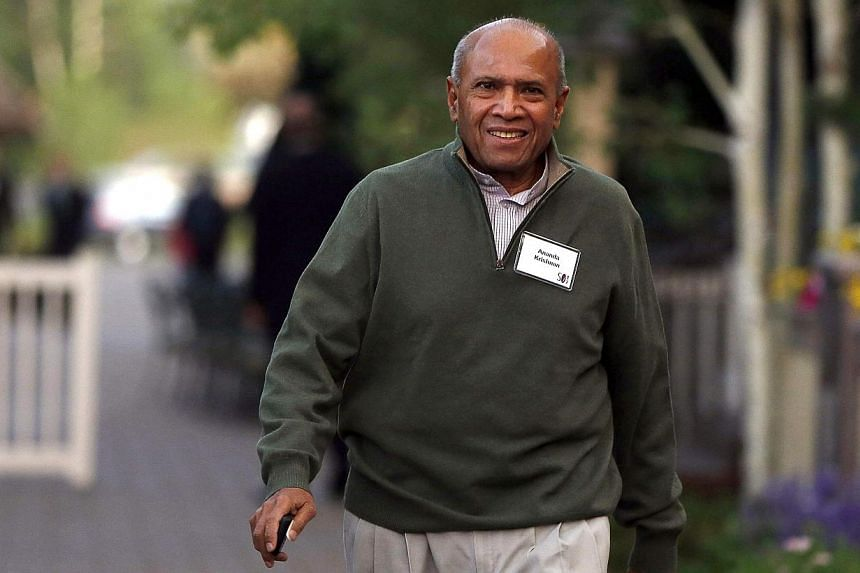 Malaysia's second-richest man, Mr Ananda Krishnan, will lend 1MDB RM2 billion (S$745 million) to settle a loan to local banks, two people familiar with the matter said. -- PHOTO: REUTERS